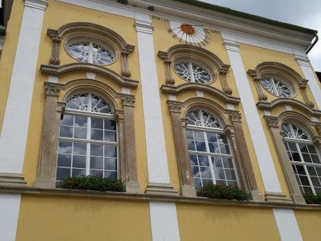 Gobelsburg-Fassade